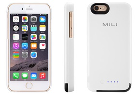 MiLi iPhone6超薄背夹电池
