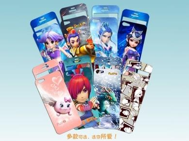 梦幻2手机贴膜iphone5/5s